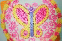 Decoration Cake by RINA