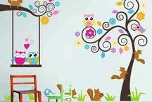 Dibuixos paret