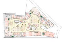 Mall Floor Plan