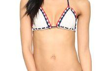 Swimwear: bikinis for women