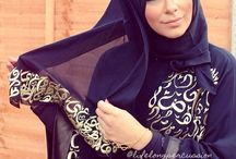 I Am A Muslim Woman / Beauty through religion