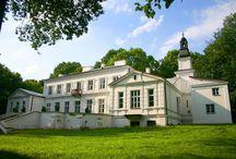 Snopków - Pałac