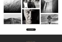 web design / Spark {Sites} Inspiration