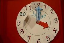 Math clocks