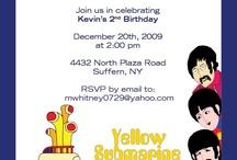 Yellow Submarine (7 Anos Noah)
