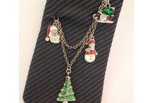 Bijoux Natalizi / Bijoux realizzati con soggetti natalizi