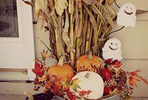 Porch - Autumn