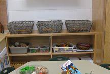 Reggio classroom inspiration