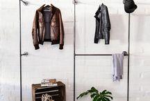Interior Design / Industrie Design Ideen, Einrichtungsideen für die Wohnung