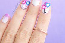 Nail Arts and Makeup Tips / Nail Arts and makeup tips