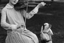 Old photography - dogs / by Jelena Rizvanovic
