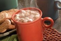 Drinks, Cocoa, Hot groggs