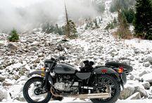 Ural bikes