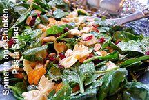 Salads!! / by Jennette Paul