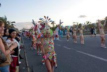 Carnaval Playa Blanca / carnaval 2014