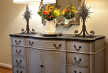 Painted Furniture / by the green pea
