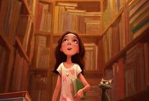 """- Leitura ♡ Livros / """"Creio que uma forma de felicidade é a leitura."""" [Jorge Luis Borges]"""
