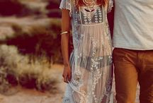 Boho chic / free people...for love and lemons...wild spirits