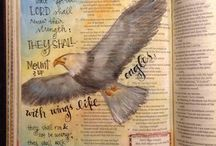 Bible Journaling - Isaiah