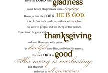 biblical scriptures