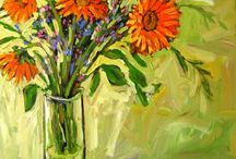 Patty Baker   Artist / by donna downey - artist