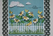 Card Ideas - Spring / by Bobbie Sumpter