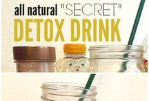 Detox drikke