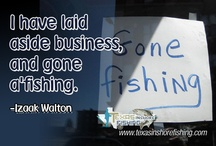 Fishing Quotes / Images of fishing quotes and sayings that fisherman can relate to as anglers.