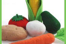vegetable felt