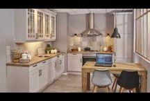 Keuken video's / Diverse video's van keukenopstellingen