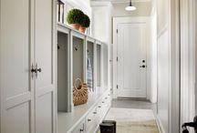 Interiors - Mudroom