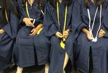 Graduation 2016 / Pics at graduation with new Snapchat Geofilter