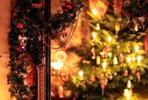 Dowton Abbey Christmas Dinner