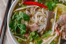 I miss Asian food