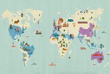 Maps / by Matthew Trego