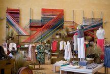 fabric store