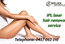 IPL Hair Removal Service