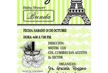 Baby Shower / invitaciones, oraciones, albums / by Conceptos Impresos