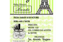 Baby Shower / invitaciones, oraciones, albums / by Conceptos Impresos