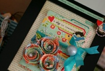 4 Scrap projects / by Shilo @ papermeetsglue
