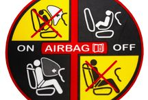Eltronis Airbag Label
