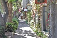 Features and Attractions in Carmel, CA