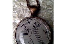Music Themed Jewelry