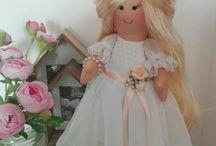 Muñecas de comunión (Bambole comunione )