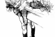 illustration inspiration / by Eve H