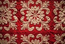 A) Quilts - Hawaiian  / by Ruth Thrush