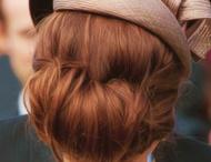 Hats ♥ hair