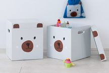 Bear themed children's bedroom / Mr Bear is good, solid company. He's very good at keeping secrets and hiding stuff. His favourite food is brown.  Brilliant wooden toy storage, seating and room accessories. Unique British design, worldwide shipping.   gltc.co.uk
