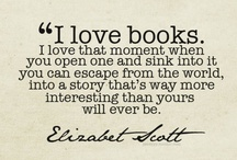 Books Worth Reading / by Ariana Petroff