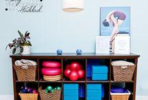 Cool Pilates Room